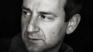 Portrait de Blutch, auteur de bande dessinée