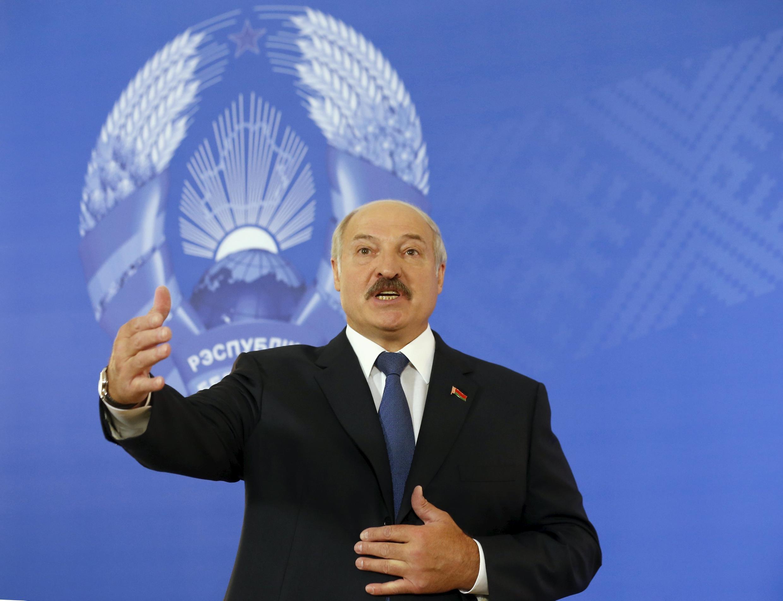 O  Presidente da Bielorrússia, Alexandre Loukachenko, vai candidatar-se a  um novo mandato no dia 9 de Agosto.