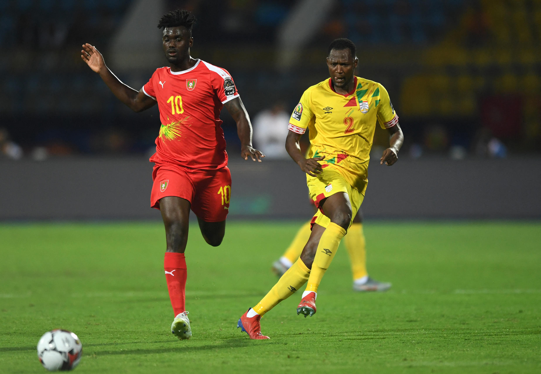 Pelé - Guiné-Bissau - Futebol - Djurtus - Selecção Guineense - Guinée-Bissau - CAN 2022 - Desporto