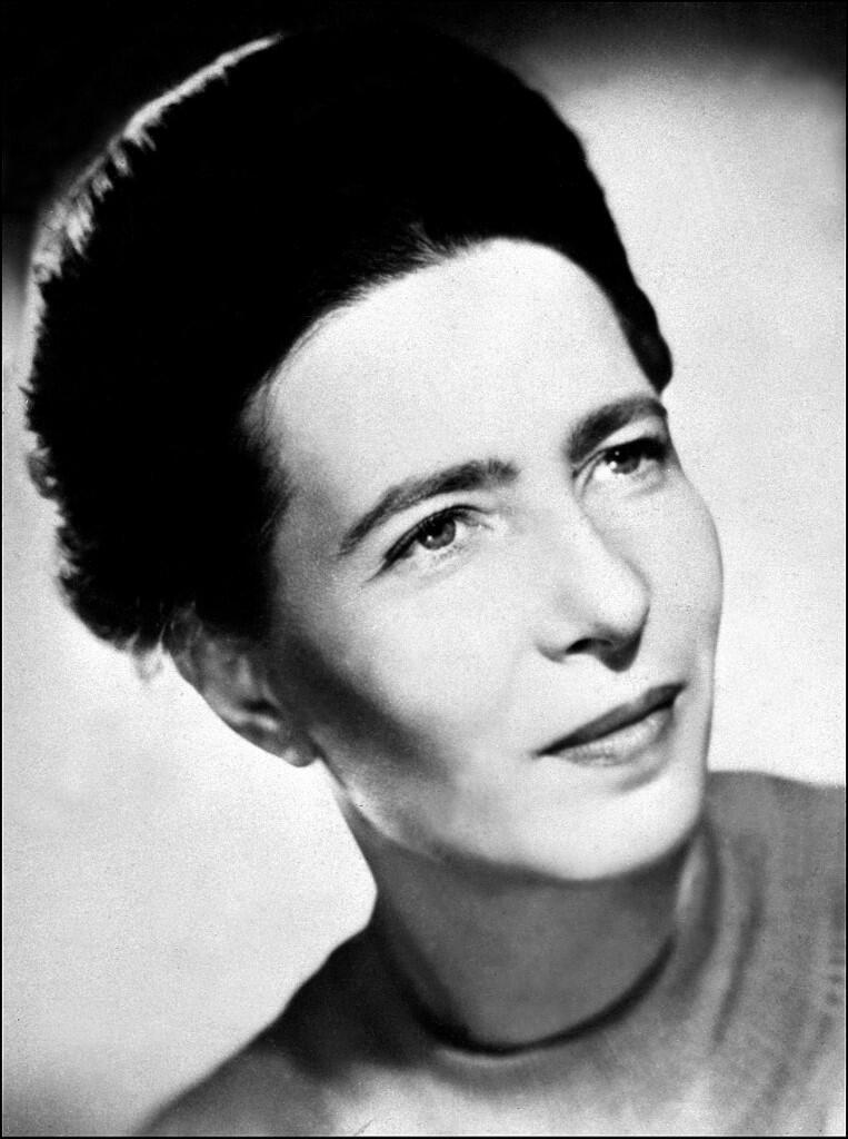 SAPA990125164730 Simone de Beauvoir