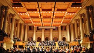 Sala São Paulo, sede da Osesp, é uma das melhores do mundo, segundo o jornal britânico The Guardian.