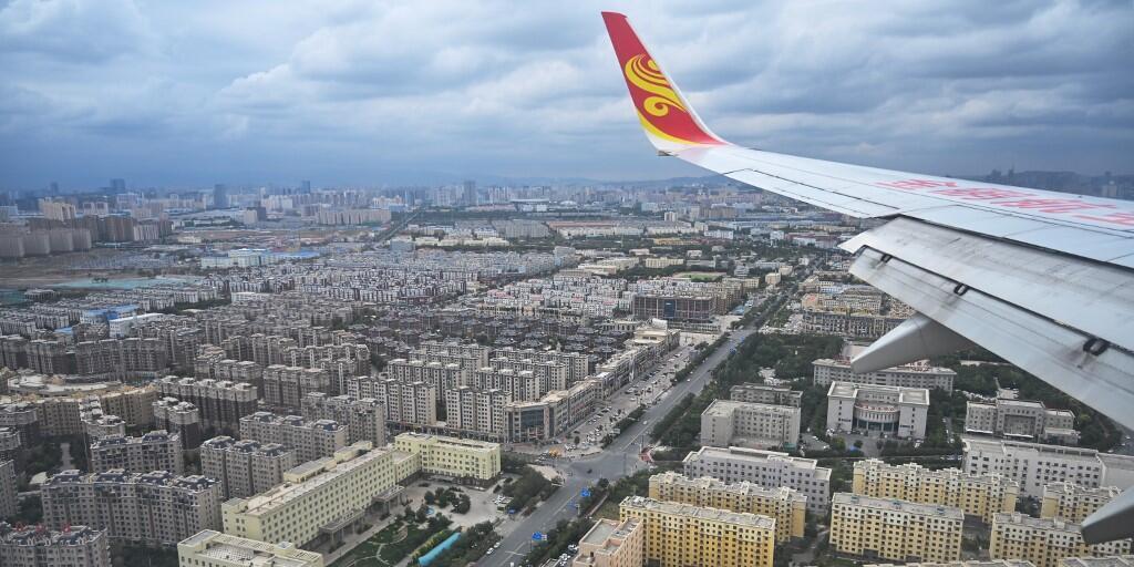 Ảnh minh họa: Thành phố Urumqi, Tân Cương bị phong tỏa từ hôm thứ Sáu 17/07/2020.