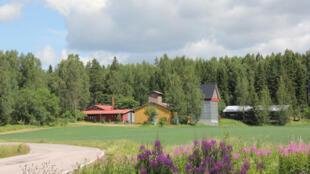 Les Finlandais ont entamé la recherche sur l'agriculture durable, dès les années 1970.