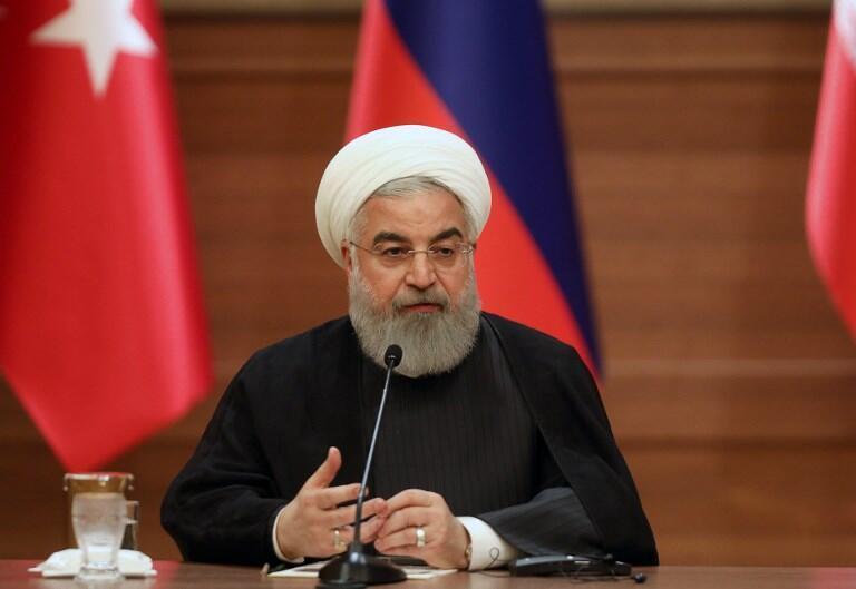 Ранее президент Ирана заявлял о «тяжелых последствиях» выхода США из соглашения по иранской ядерной программе