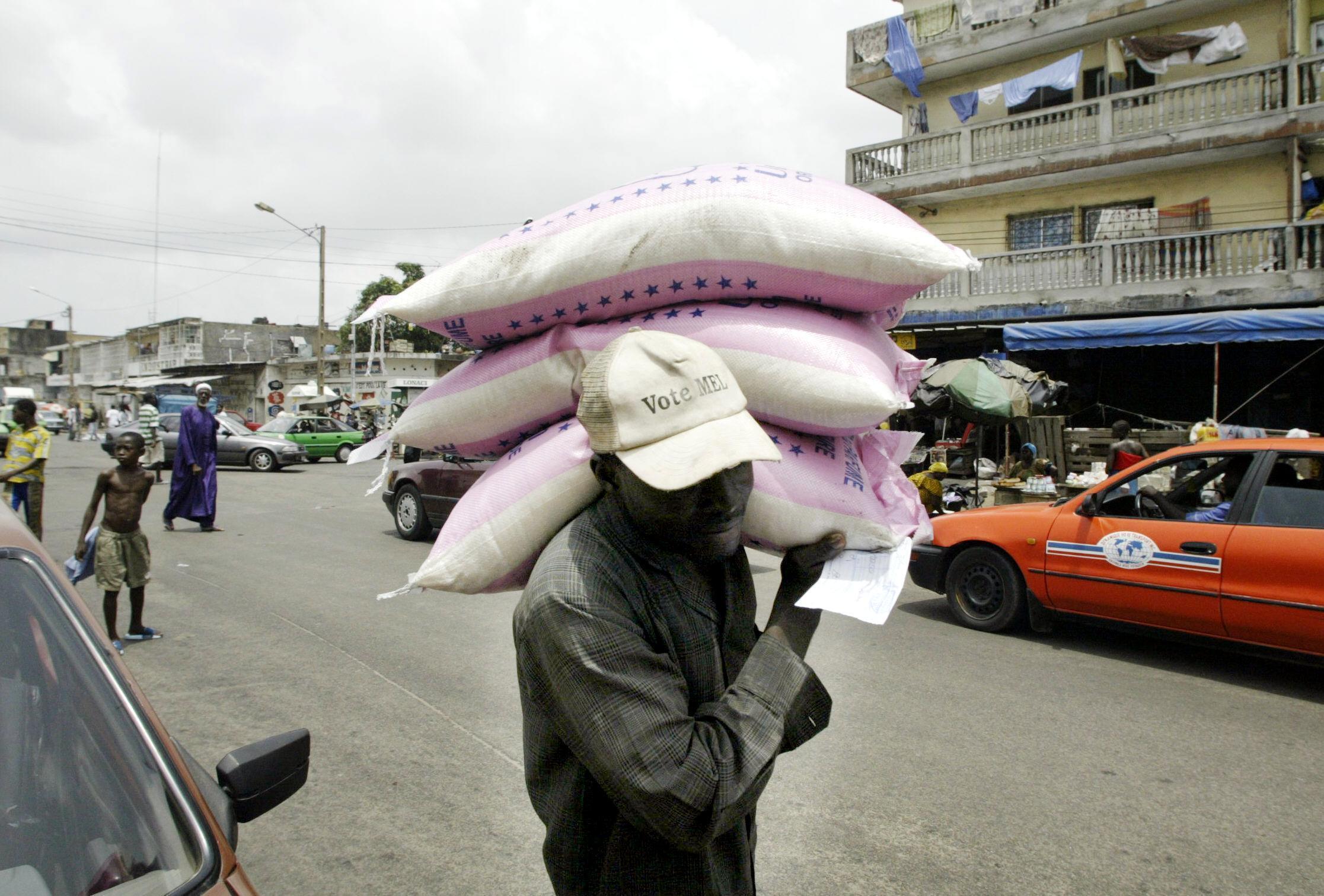 Continua o folhetim do arroz doado pela China à Guiné-Bissau