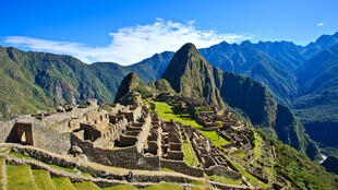 Le site du Machu Picchu à Cuzco, est en temps normal l'un des plus visités du Pérou et d'Amérique latine (illustration).
