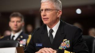 美國南方司令部司令克雷格·法勒資料圖片