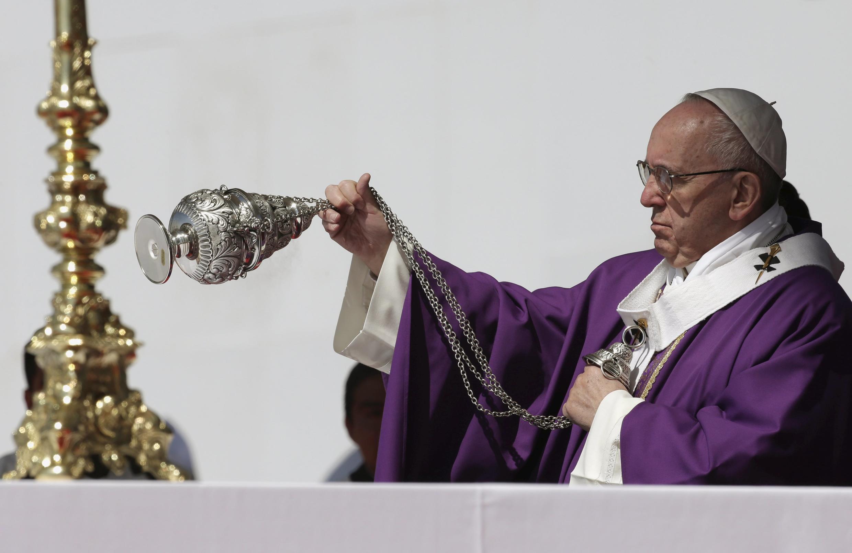 Papa Francisco no México