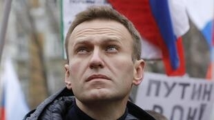 Алексей Навальный. Фото из архива