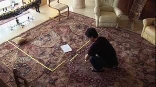 """""""In Film Nist"""" (Ceci n'est pas un film) que Jafar Panahi a coréalisé avec son ami cinéaste Mojtaba Mirtahsmasb"""