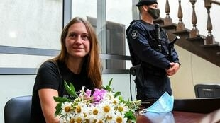 La journaliste Svetlana Prokopieva a été jugée coupable de «justifier le terrorisme» aux yeux de la justice russe.