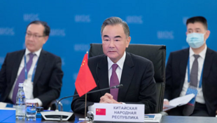 On September 10, 2020 local time, State Councilor and Foreign Minister Wang Yi attended the meeting of the Shanghai Cooperation Organization (SCO) Council of Foreign Ministers in Moscow