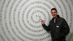 El matemático Yusnier Vieira
