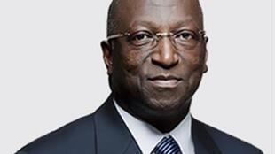 Jacques Anouma, président de la Fédération ivoirienne de football.
