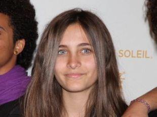 دختر مایکل جکسن PARIS