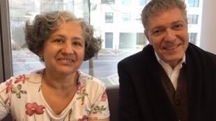 Os escritores sul-mato-grossenses Mazé Torquato Chotil e Henrique Alberto de Medeiros Filho apresentam seus trabalhos em Paris