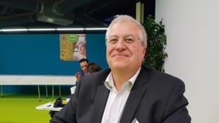 Eric Ducoudray, directeur de l'Ecole supérieure d'agro-développement international