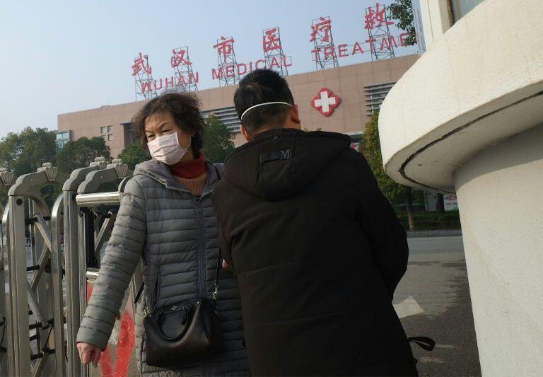 The novel coronavirus is being taken seriously by authorities in China after an outbreak in Wuhan, January 2020.