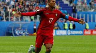 Nani scored Portugal's fourth goal in the rout of New Zealand in the Confederations Cup.