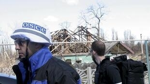 OSCE observateurs