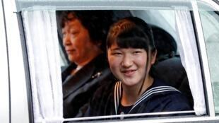 Si les règles régissant le fonctionnement de la famille impériale japonaise sont un jour réformées, la princesse Aiko de Toshi pourrait devenir la première impératrice régnante au Japon depuis plus de 1000 ans. Tokyo, ce mardi 30 avril 2019.