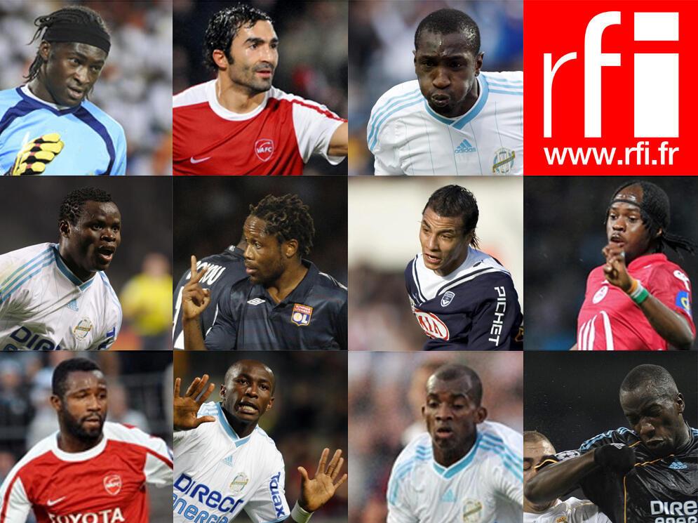 L'équipe idéale des Africains de Ligue 1.