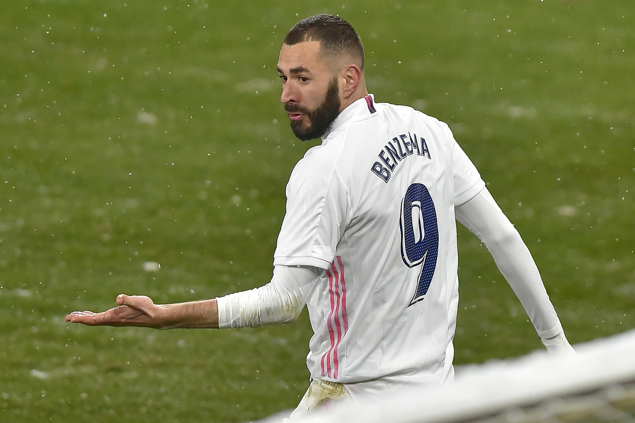 Karim Benzema and Real Madrid play Athletic Bilbao in the Spanish Super Cup semi-finals on Thursday