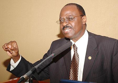 Just resigned MP Kiddu Makubuya