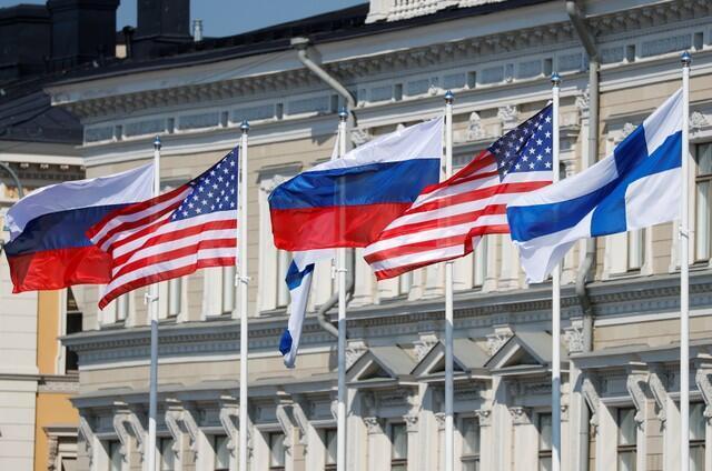 Phủ tổng thống Phần Lan, nơi đăng cai thượng đỉnh Mỹ-Nga, ngày 16/07/2018.