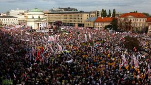 Varsovie.