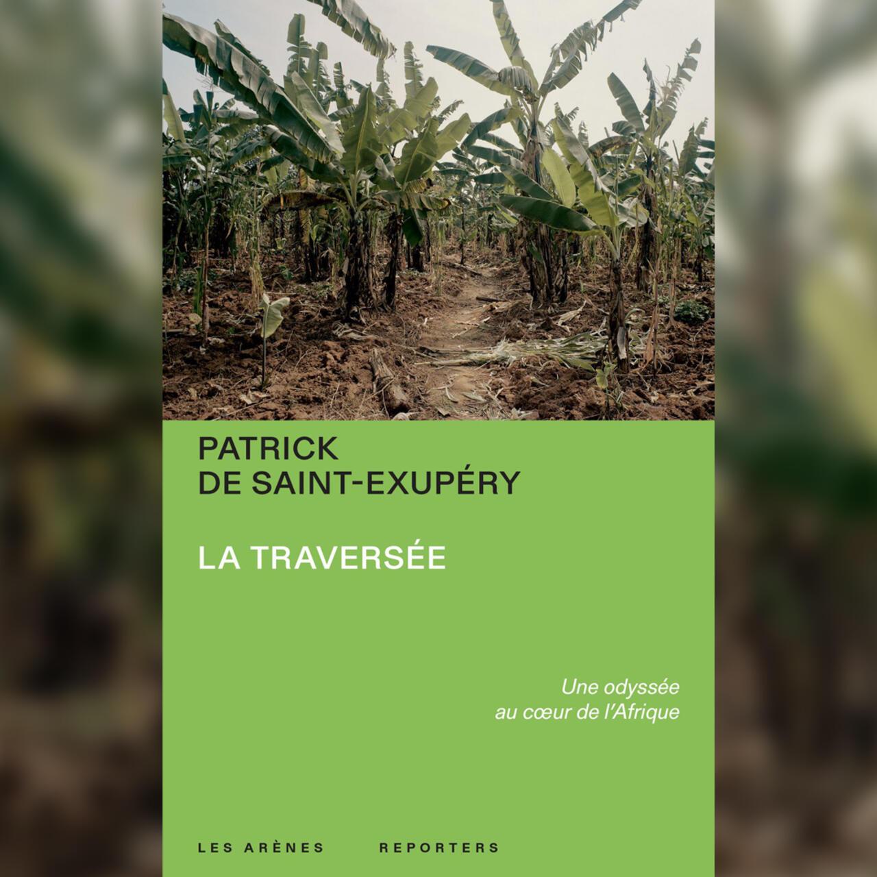 Patrick de Saint-Exupéry, journaliste et écrivain: «La traversée» - Une  semaine d'actualité