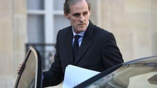 Кристиан Массе, посол Франции в Италии