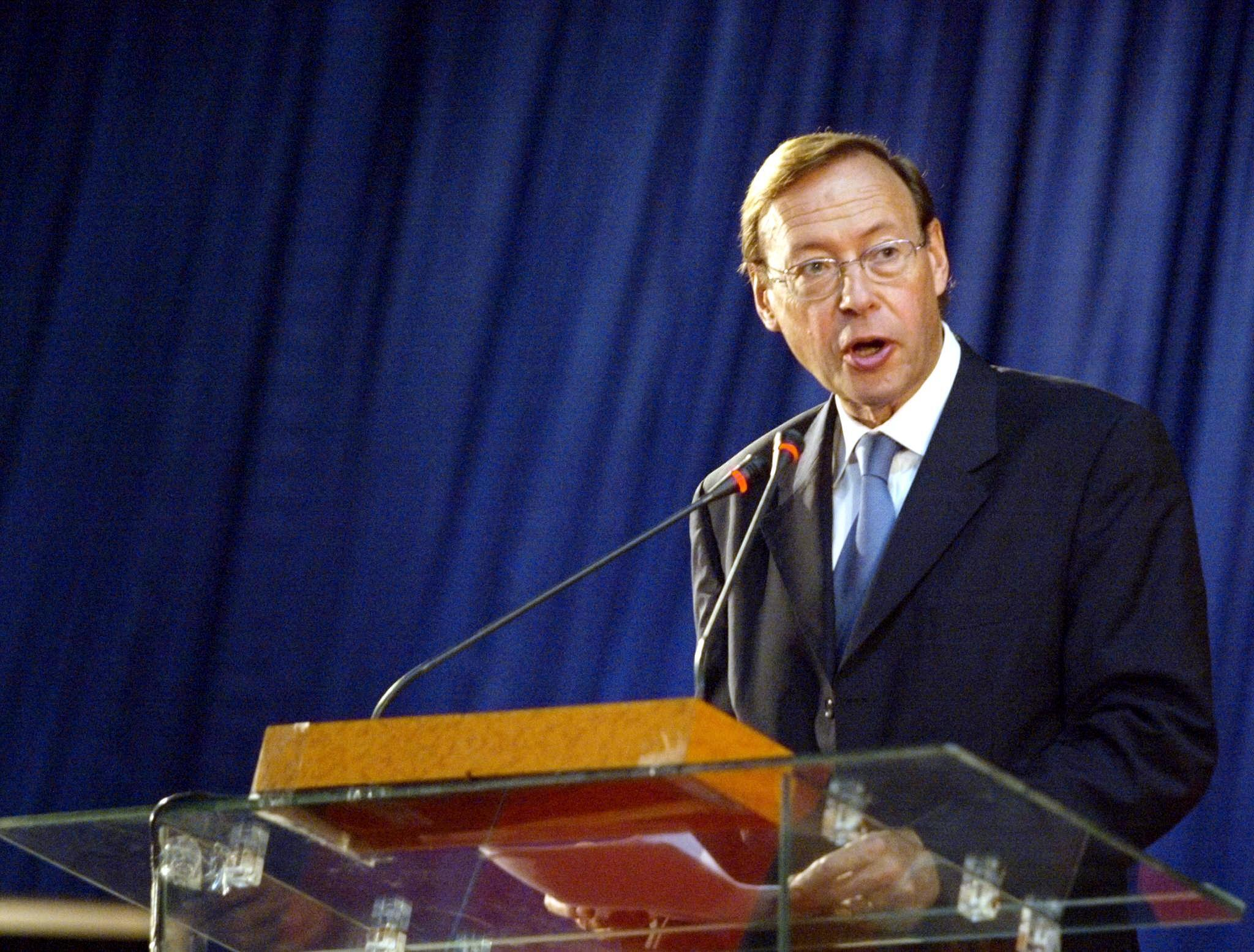 Pierre-Andre Wiltzer en 2004.