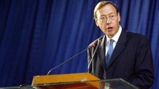 Pierre-Andre Wiltzer em 2004.