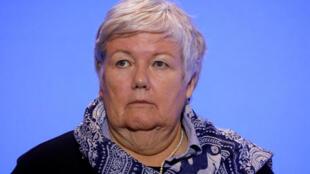 Jacqueline Gourault, ministre de la Cohésion des territoires.