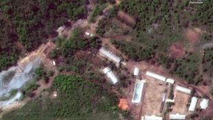 Jeudi 24 mai, le régime nord-coréen a officiellement annoncé avoir totalement démantelé le site d'essais nucléaires de Punggye-ri, situé au cœur des montagnes du nord-est du pays.