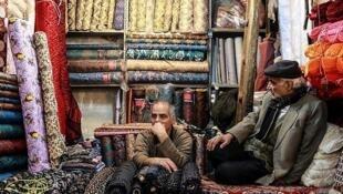 IRAN/ ECONOMIE/ CORONA