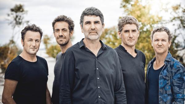 Hamon Martin Quintet.
