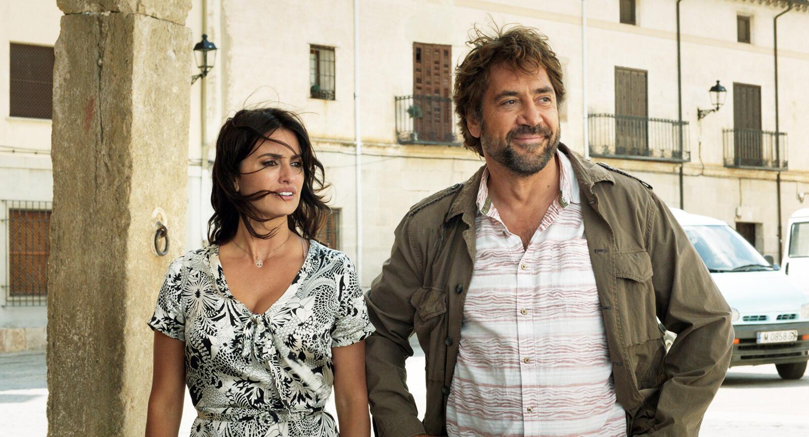 """Penélope Cruz y Javier Bardem protagonizan """"Todos lo saben""""."""