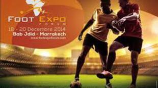 4ème édition de Foot expo 2014 à Marrakech, du 17 au 21 décembre 2014.