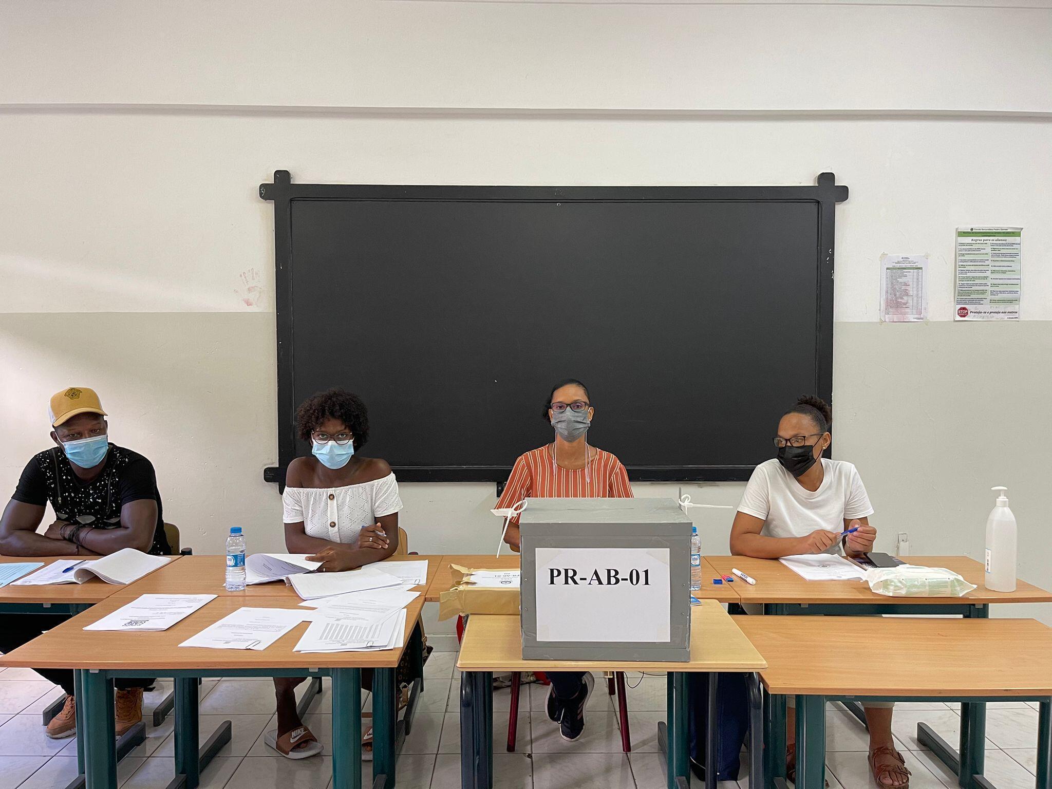 Cabo Verde - Eleições Cabo-Verdianas - Voto - Política - Presidente - Eleições