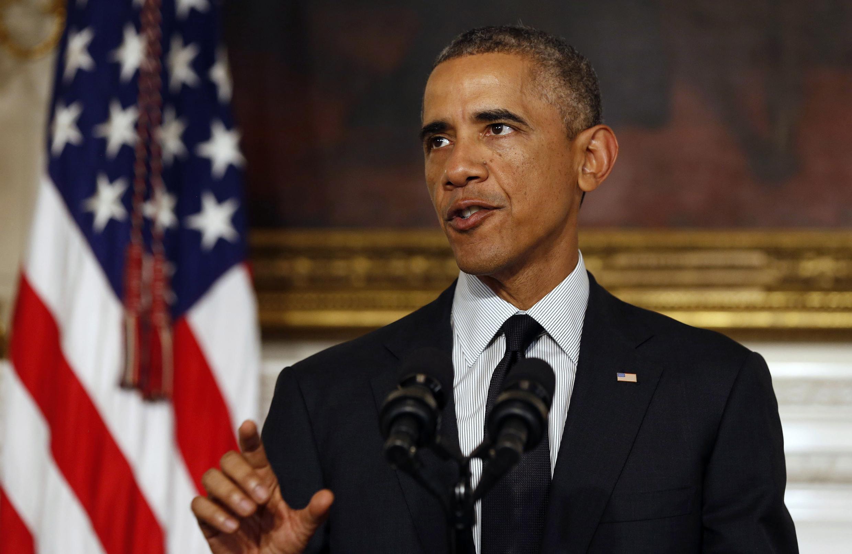 Barack Obama rais wa Marekani