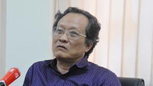 Ông Vũ Sĩ Tuấn, Phó Tổng Cục trưởng Tổng cục Biển và Hải đảo Việt Nam