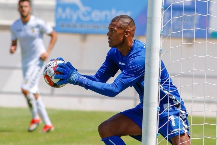Hugo Marques - Angola - Farense - Portugal - Futebol - Football - Palancas Negras