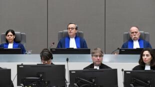 Majaji wa Mahakama ya Kimataifa ya ICC mjini Hague nchini Uholanzi