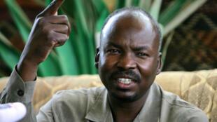 Ahmed Harun remplace à titre provisoire Omar el-Béchir à la tête du parti Congrès National jusqu'à la prochaine réunion du parti islamiste soudanais.