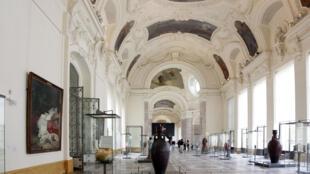 Пти-Пале, один из 14 парижских музеев, чьи коллекции доступны на новом сайте