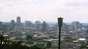 Harare, the capital of Zimbabwe
