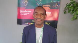 Bobbo Bakary, responsable de la Confédération nationale des éleveurs de bétail du Cameroun.