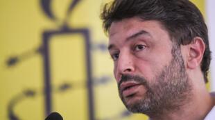 Taner Kiliç, ex-président Amnesty International en Turquie a été condamné dans un procès que l'ONG remet en cause.